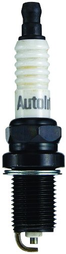 Autolite 3924 Spark Plug Copper Core (4 Pack) (Autolite Wire)