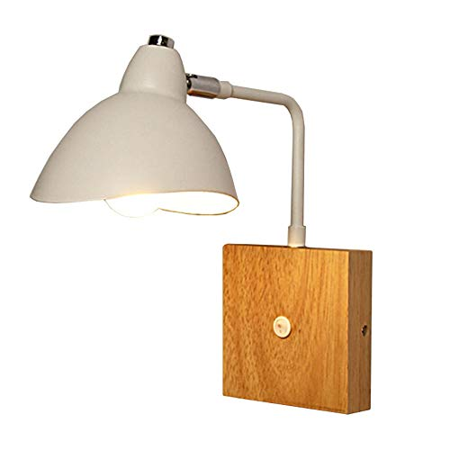 Nordic European Modern lighting spherical adjustable Living Room Bedroom Bedside LED Wall Lamp Iron art Hotel Cafe Aisle Decor Lights ()