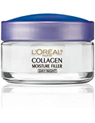 Collagen Face Moisturizer by L'Oreal Paris, Anti-Aging...