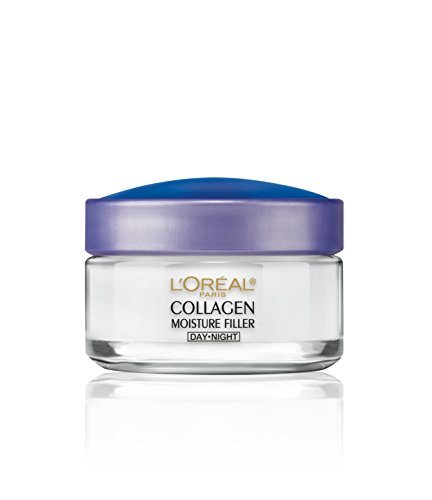 Collagen Face Moisturizer by L'Oreal Paris, Anti-Aging Day