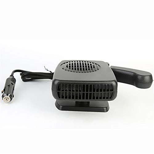 Ssltdm 12v Car Fan Heater Mini Heater For Car Glass Defrost Heater Fan: Kitchen & Home