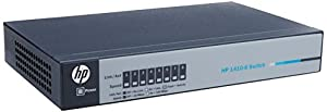 HPE Networking BTO J9661A#ABA 1410-8 SWITCH
