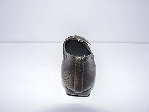 Stuart Weitzman Cricky Womens 1 Kile Leiligheter Sable Antikke Viper Skinnsko Størrelse 9,5 M