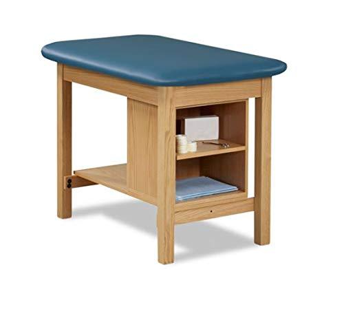 Taping Table w/Storage Shelves (Purple Gray)