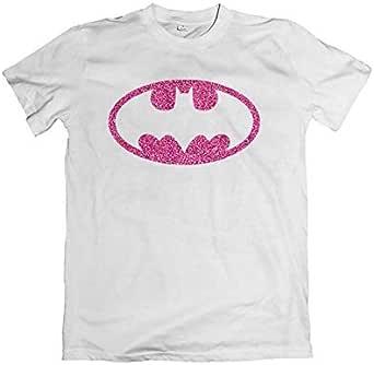 Round Neck Printed Cotton T-Shirt - Batman