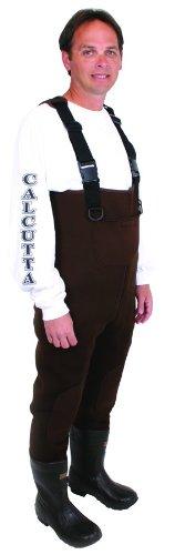 【激安セール】 Calcuttaメンズネオプレン胸Waders 11 11 B005RUBZKC ブラウン ブラウン B005RUBZKC, ホウジョウマチ:51934c85 --- a0267596.xsph.ru
