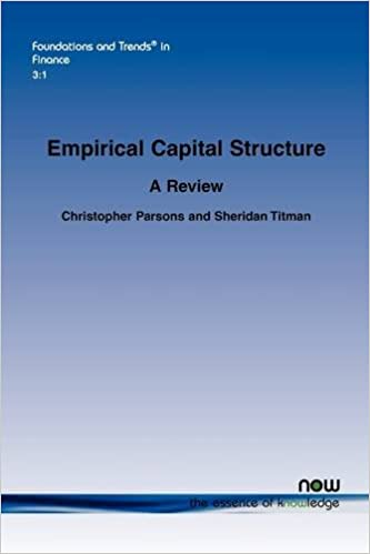 Empirical Capital Structure (Foundations and Trends in Finance)