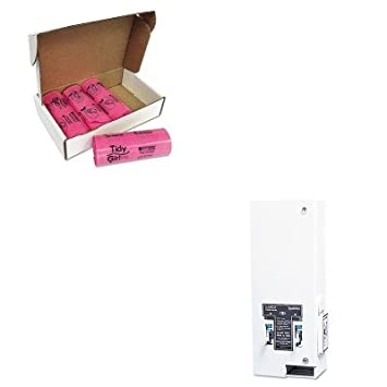kithos125stotguf – Value Kit – Stout Tidy Girl Feminine higiene sanitarias eliminación bolsas (stotguf)