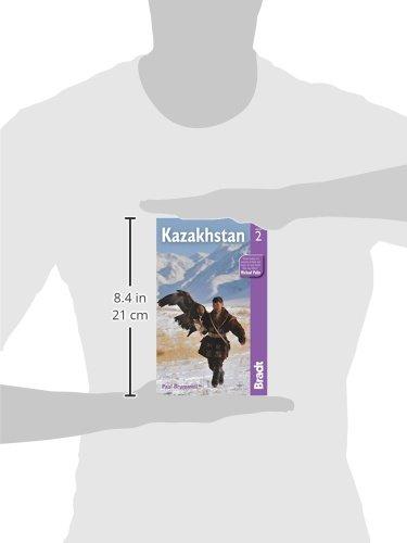 Kazakhstan (Bradt Travel Guide)
