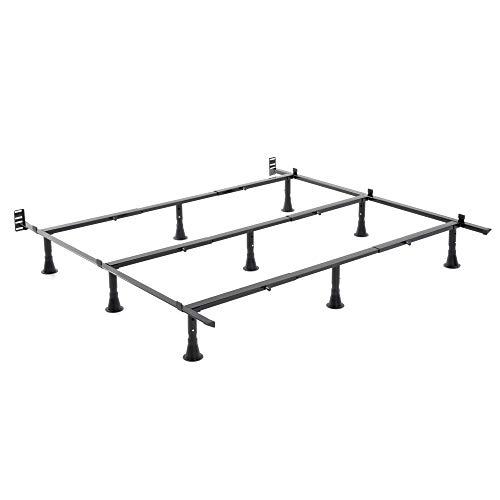 Fashion Bed Group (FASJ2) 460040 Titan III Adjustable Bed Frame Queen/King/California King Black