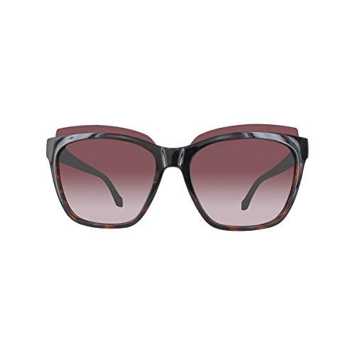 Balenciaga BA93 52T Womens Dark Havana 58 mm Sunglasses – Dark Havana