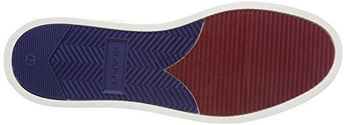 Uomo Wei Br wht Marine Gant Major Sneaker PZtIEq