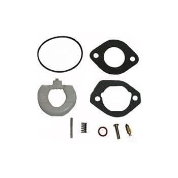 Amazon com : Generac Genuine 0A4600ESRV Carburetor Repair Kit for