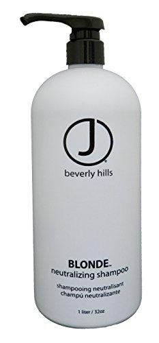 J Beverly Hills Blonde Neutralizing Shampoo, 32 fl. oz.