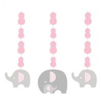 Large Product Image of Little Peanut Girl Hanging Decorations Pack Of 3