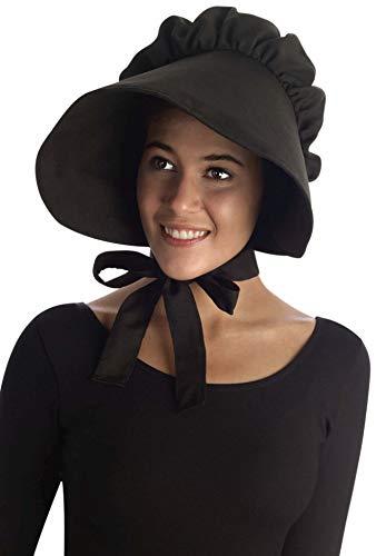 Amelia Bedelia Costumes - Forum Novelties Oversized Bonnet, Black, One