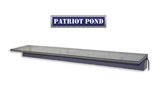 Patriot Sheer Elegance SE24CC Lighted Acrylic Spillway - 24'' Color Changing Spillway by Patriot (Image #5)