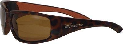 Bomber Stink-Bomb Polarized Floating Sunglasses Tortoise/Smoke Lens - Sunglasses Osha Approved