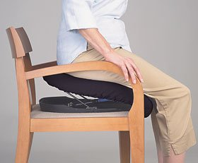 (Alimed Carex Uplift Seat Assist, Standard)