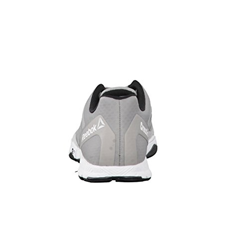 Reebok Bd5501, Zapatillas de Deporte para Mujer Gris (Steel /             White /             Black /             Silver)