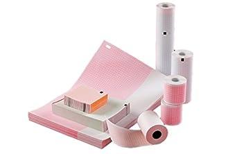 5 rollos de papel para ECG BIOCARE - EDAN - MINDRAY - CONTEC - BIOLIGHT - COMEN - I-MEDIK