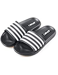 Kids Lightweight Slide Sandals- Wearproof Sandals Shoes for Indoor and Outdoor