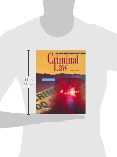 Black Letter Outline on Criminal Law (Black Letter Outlines) by West Academic Publishing
