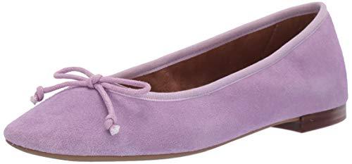 Aerosoles Women's Martha Stewart Homerun Ballet Flat, Light Purple Suede, 9 M US