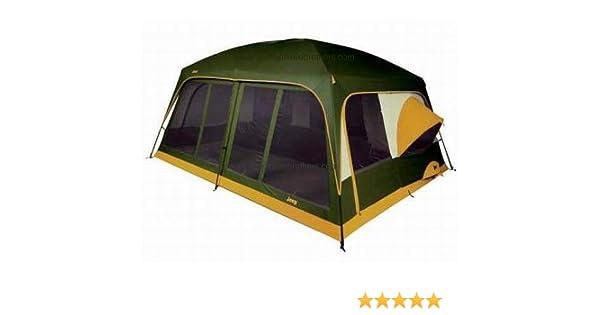 Amazon.com Family Dome Tent 15u0027 x 12u0027 Sleeps 10 Made by JEEP Home u0026 Kitchen  sc 1 st  Amazon.com & Amazon.com: Family Dome Tent 15u0027 x 12u0027 Sleeps 10 Made by JEEP ...