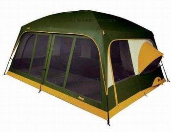 Family Dome Tent 15u0027 x 12u0027 Sleeps 10 Made ...  sc 1 st  Amazon.com & Amazon.com: Family Dome Tent 15u0027 x 12u0027 Sleeps 10 Made by JEEP ...