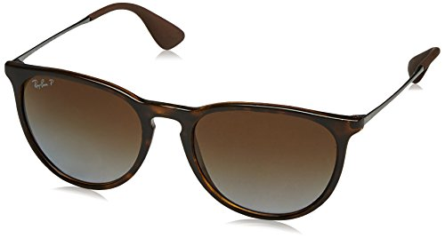 Ray-Ban ERIKA - HAVANA Frame POLAR BROWN GARDIENT Lenses 54mm Polarized