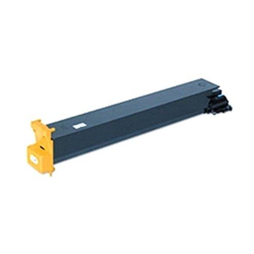 Bizhub C250 Yellow Toner - WOC: Konica Minolta TN210Y / 8938-506 (bizhub C250 / C252) Compatible Replacement Toner Cartridge (Yellow)