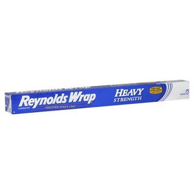 Reynolds Wrap Heavy Strength - 20 Pack