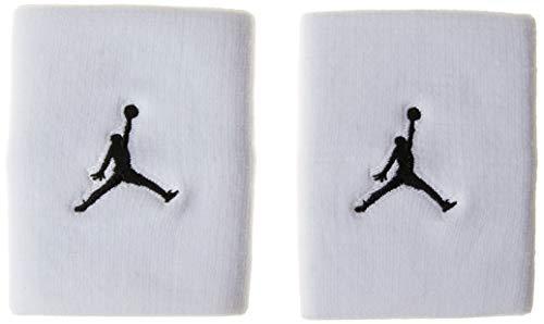 Munhequeira Grande Jordan Jumpman Drifit Doublewide (Par) Nike White/Black