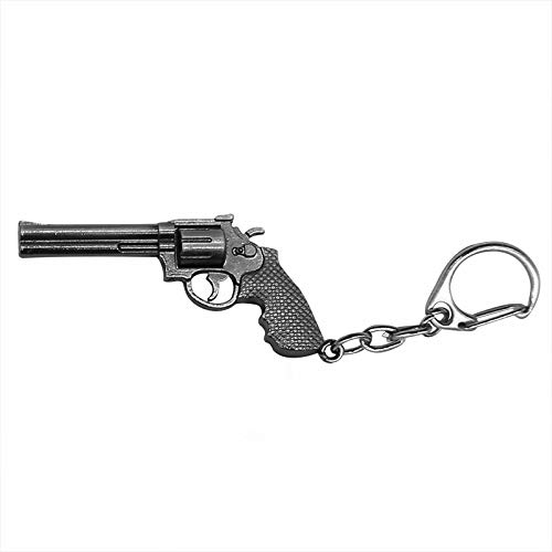 Amazon Com Occus Hot Game Weapon 3d Simulation Gun Keychain Cool