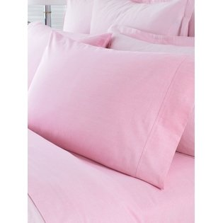 Merveilleux Love2Sleep EGYPTIAN COTTON FITTED SHEET HOTEL QUALITY   4FT (SMALL DOUBLE)  PINK