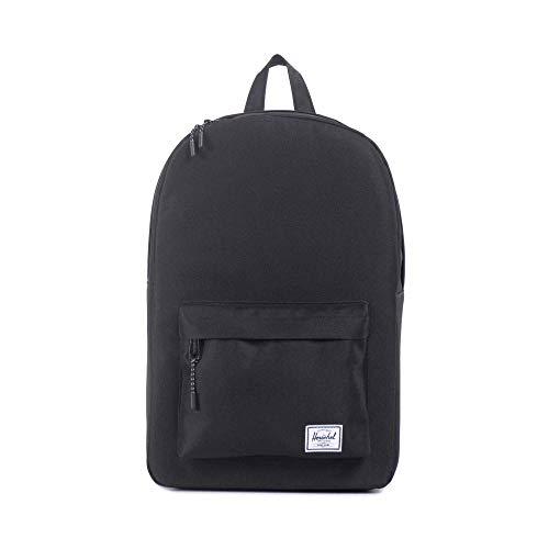 Herschel Classic Mid-Volume Backpack - Black