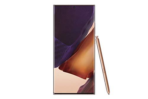 Samsung Galaxy Note20 Ultra Dual SIM 512GB 12GB RAM 5G - Mystic Bronze