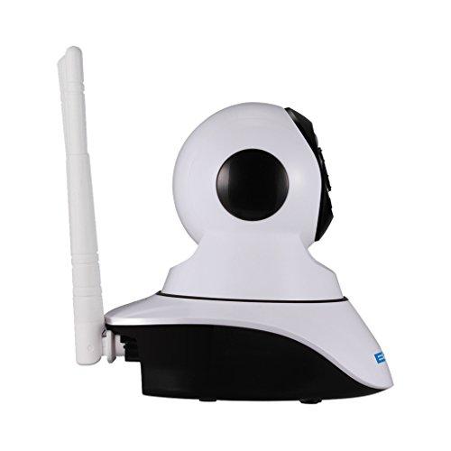 MonkeyJack Escam QF503 Pan Tilt Wireless IP Camera 960P IR Security Network Night Vision WiFi Webcam US Plug by MonkeyJack (Image #4)