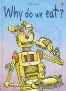 Why Do We Eat? (Usbourne Beginners, Level 2) PDF