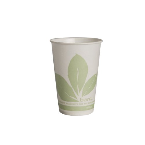 Solo R7BB-JD110 7 oz Bare Waxed Cold Cup (Case of 2000) by Solo Foodservice
