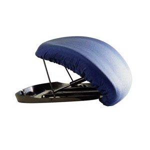 Upeasy Seat Assist Plus Manual Lifting Cushion, Navy Blue [Each-1 (single)]