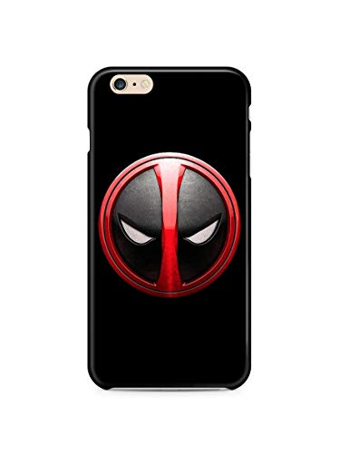 Hard Case Cover with Deadpool, Comics, Antihero, Emblem Design Compatible with iPhone 7 & iPhone 8 4.7in (dp18)]()
