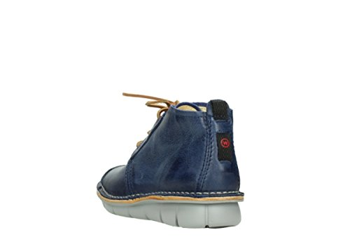 30840 Wolky Leather Lace Iberia Boots up Comfort Jeans qRafBxS
