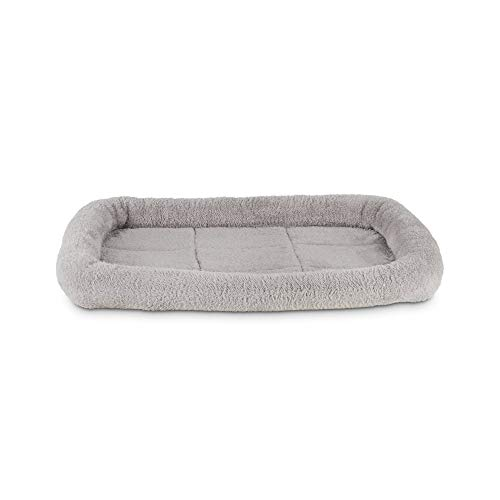 Animaze Bolster Gray Dog Mat, 23