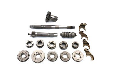 V-Twin 17-0462 - 6-Speed Transmission Gear Set