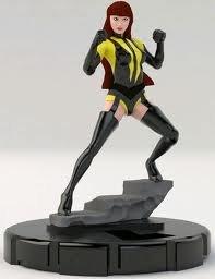 Indy Heroclix Watchmen Silk Spectre
