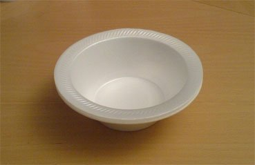 100 x 8oz Foam Bowls (Disposable Polystyrene Bowls) (TB1) (free P&P on all products) Propac Packaging