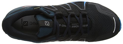 Reflecting Pond Salomon Herren Traillaufschuhe Speedcross Schwarz Surf Hawaiian Black Vario 2 Gtx q6pC1