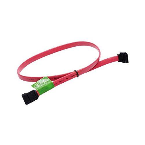 StarTech 18in SATA to Right Angle SATA Serial ATA Cable (SATA18RA1)